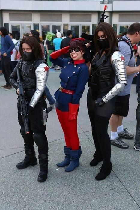 cosplay winter soldier - 8167195904