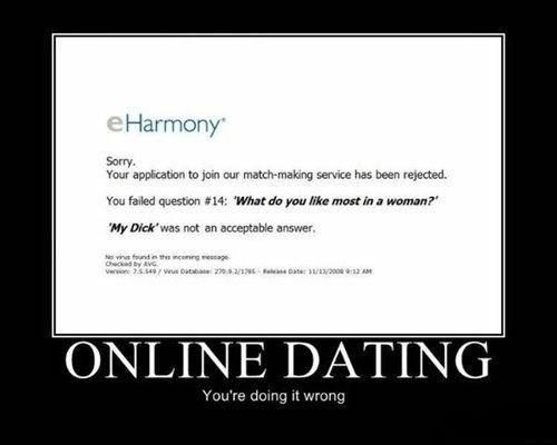 eharmony funny online dating - 8167403264