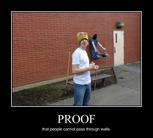 funny jumping idiots wall - 8167520512