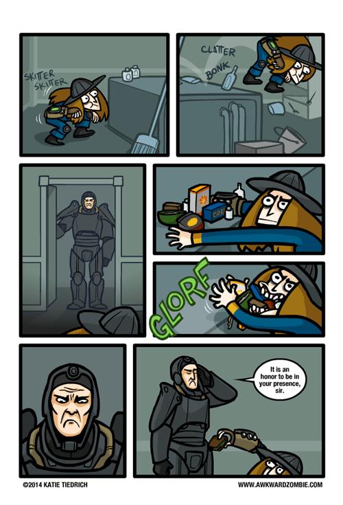 video games web comics awkward zombie - 8167566592
