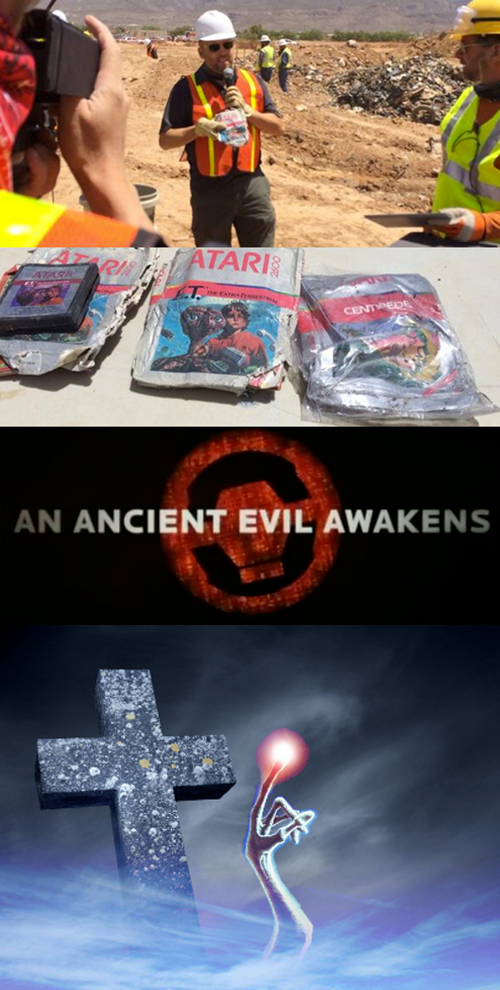 atari E.T evil landfill - 8167838208