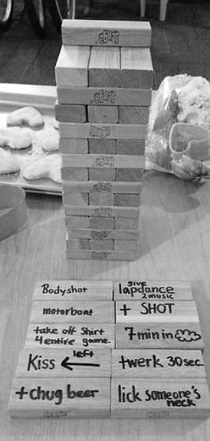 games,drunk,jenga,funny,after 12