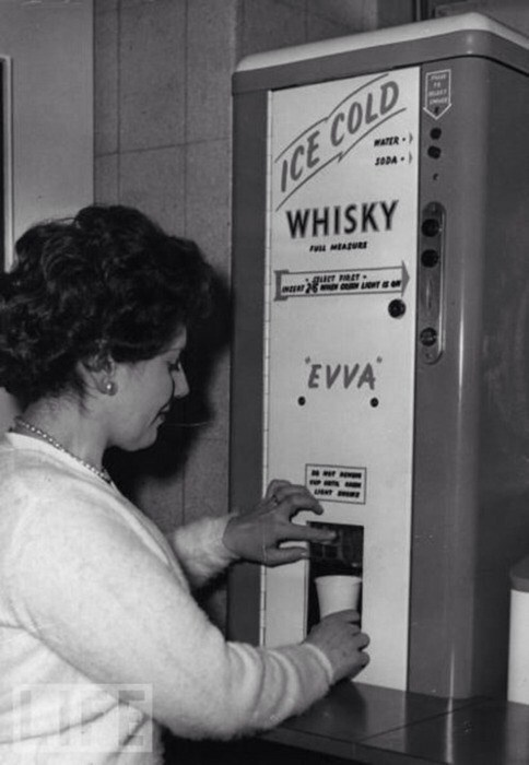 awesome funny vending machine whiskey - 8168227072