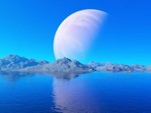 Astronomy science space life exo moon - 8168306688
