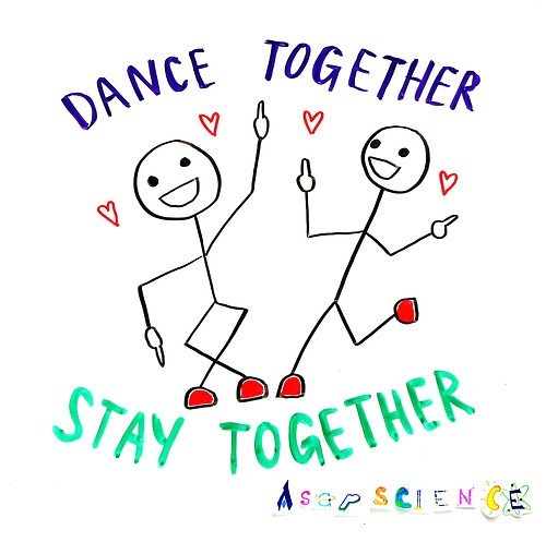 asapscience,dancing,psychology,funny