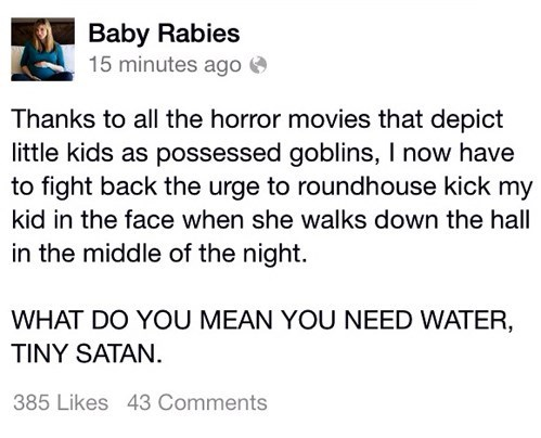 facebook,kids,horror,parenting,g rated