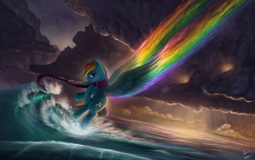 Rainbows Are 20% Cooler