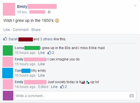 nostalgia facepalm kids these days failbook g rated - 8168987392