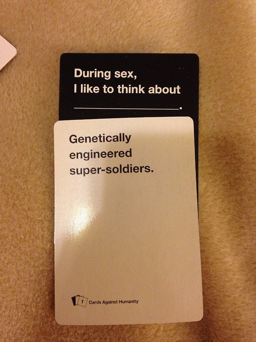 winter soldier captain america cards against humanity - 8169404672