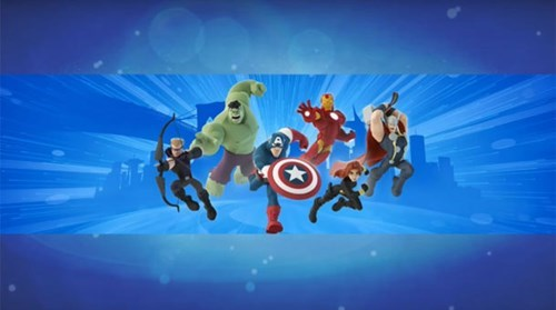 superheroes video games Disney Infinity Video Game Coverage - 8169440768