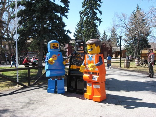 lego movie cosplay lego - 8169607936