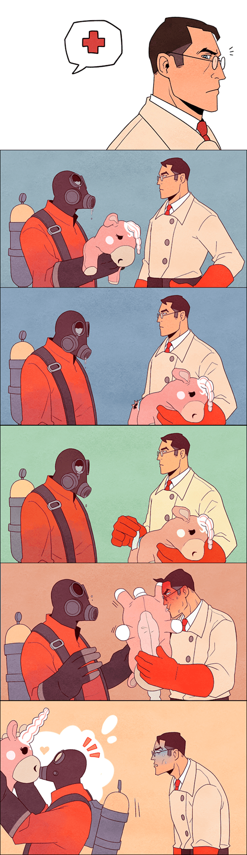 dawww,cute,Team Fortress 2