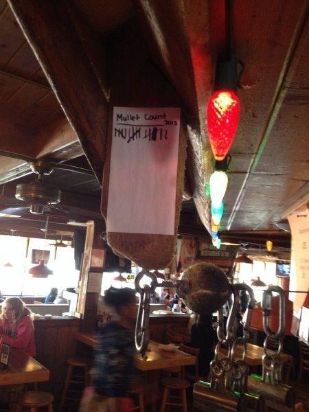 bar mullet sign - 8169725440