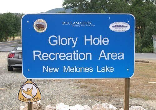 vacation,glory hole recreation area
