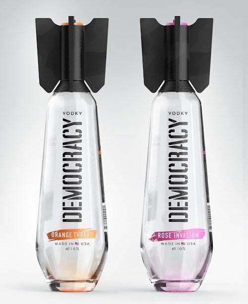 alcohol democracy vodka - 8170535680