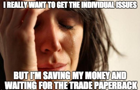 comic books First World Problems trade - 8170637824