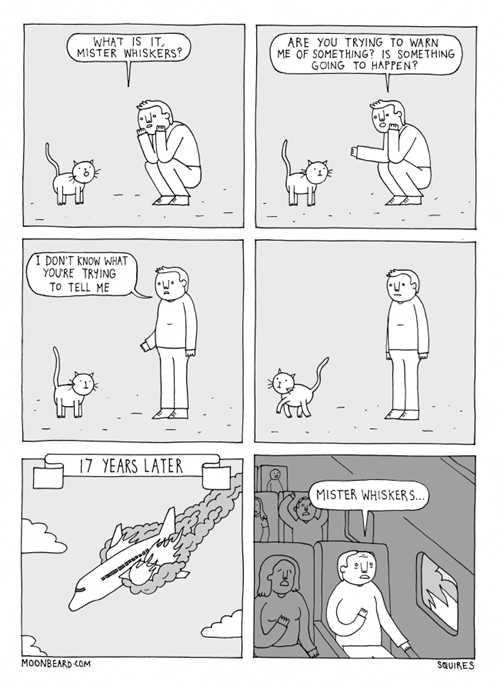 Cats ominous the future web comics - 8170714624