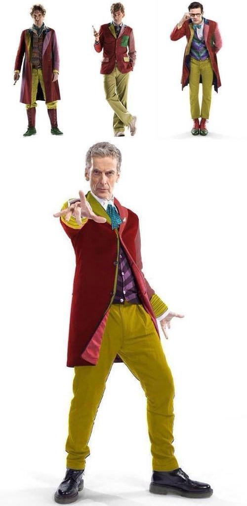doctor who regeneration 6th doctor - 8170748672