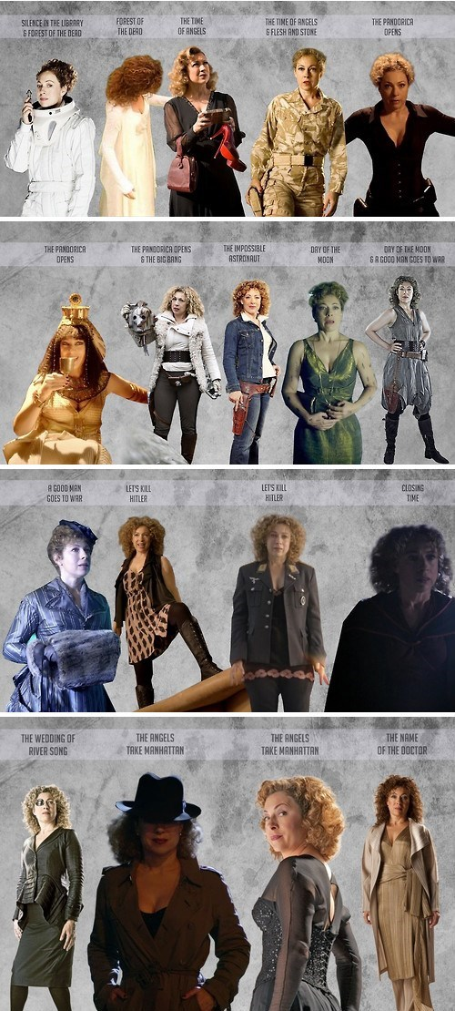costume River Song - 8170824192