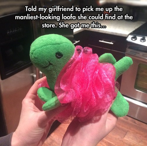 loofah cute dating g rated