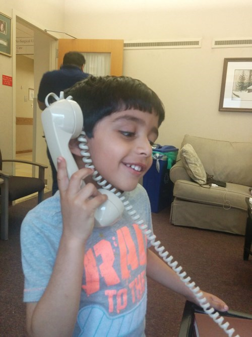 kids parenting telephone