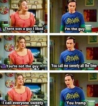 cute big bang theory love - 8172157696
