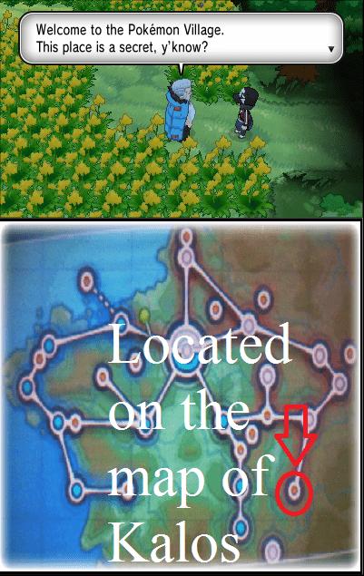 secret,kalos,pokemon village