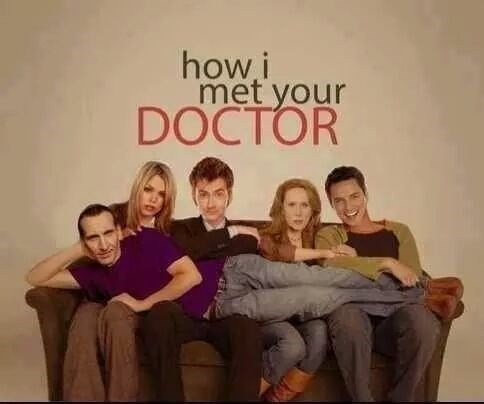 how i met your mother doctor who mash up - 8173316352
