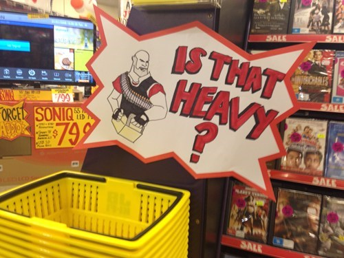 heavy Team Fortress 2 signs - 8173349120