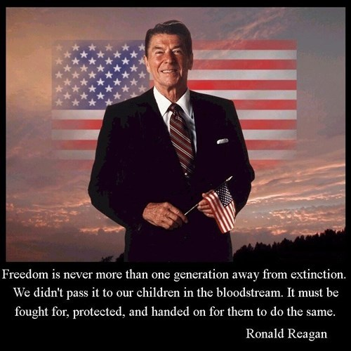 quotes,Ronald Reagan