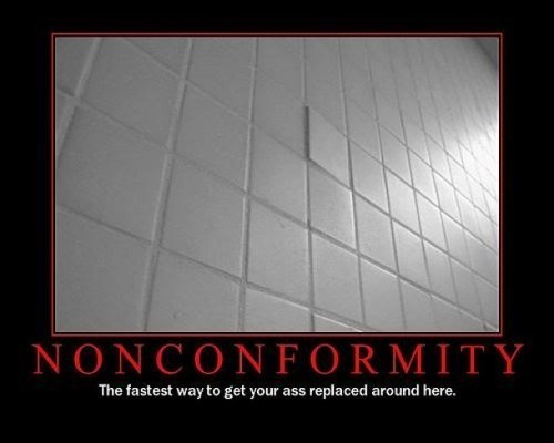 nonconformity - 8174000384