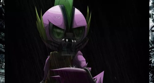 spike Fan Art bane - 8174700032