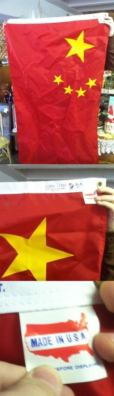 China flags made in china - 8174774528