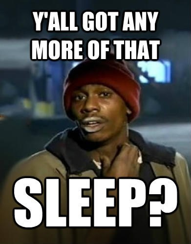 dave chappelle sleep mondays