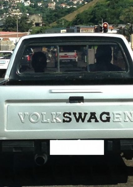 DIY swag paint job trucks