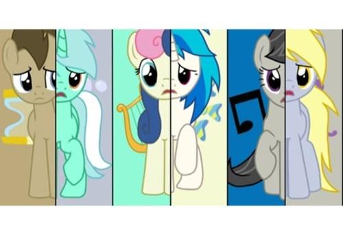 background pony cutie mark - 8175153408