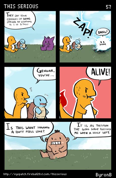 gengar Pokémon web comics i'll still take the hugs and cookies - 8175165696