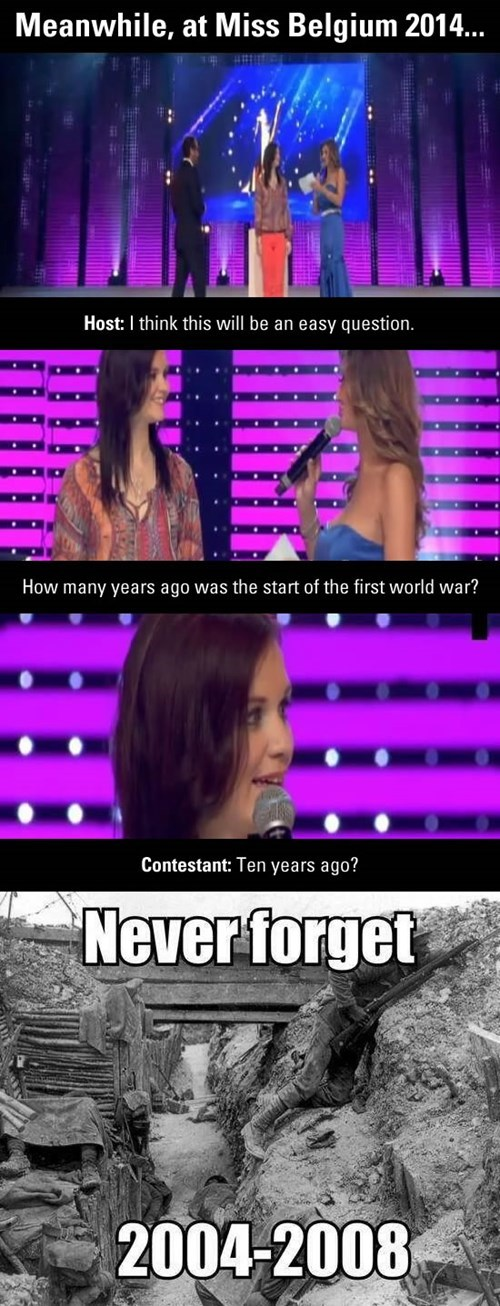 miss belgium,models,stupid,world war II