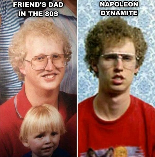 the eighties poorly dressed 80s napoleon dynamite - 8175816704