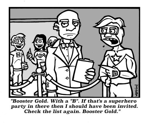 booster gold superheroes web comics - 8176001280