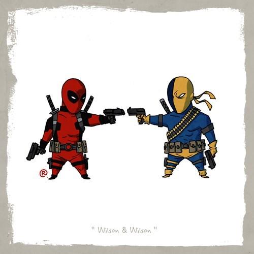 Deadpool - OP Wilson&Wilson