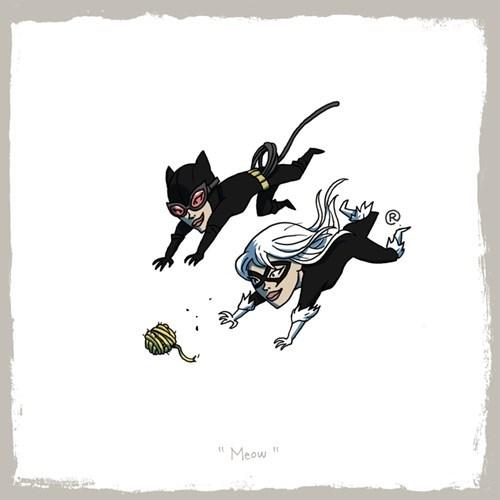 Cartoon - Meow