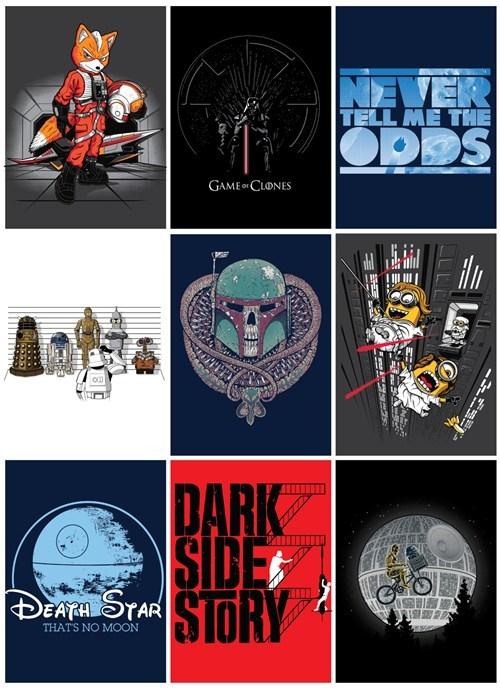 star wars,tshirts