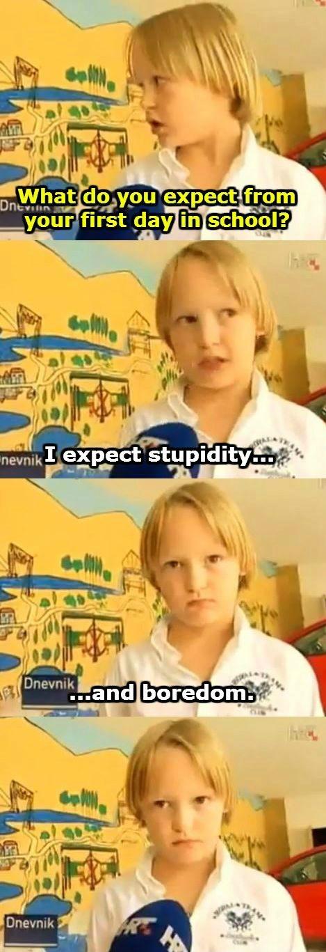 Croatia first grade school school sucks - 8176199680