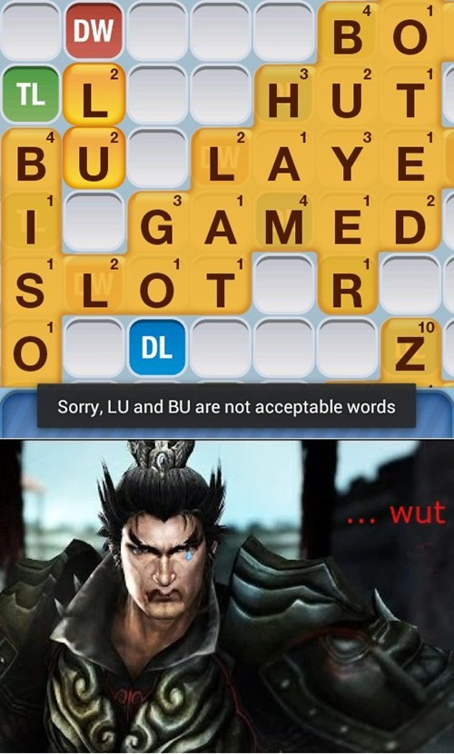 dynasty warriors,zynga,lu bu