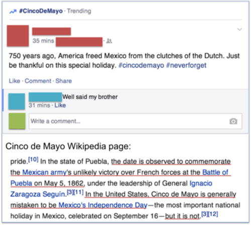 history facepalm cinco de mayo white people - 8176276480