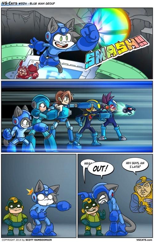 mega man web comics - 8176977920