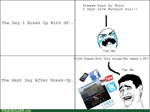 You Dont Need A Girlfriend To Be Happy Rage Comics Rage Comics