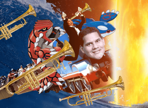 Pokémon,reggie fils-aime,hoenn confirmed,hype train