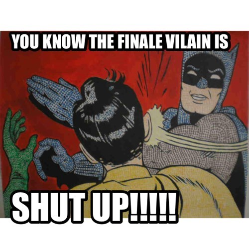 shut up spoilers mlp season 4 batman - 8177632256